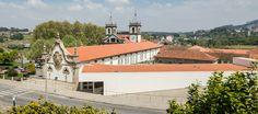 alvaro siza vieira + eduardo souto de moura overhaul neighboring museums in portugal