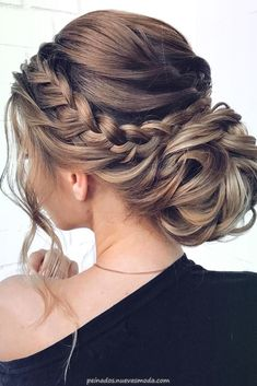 Stunning Low Bun Updo Wedding Hairstyles From Tonyastylist ~ modifikationcar &; New Site Stunning Low Bun Updo Wedding Hairstyles From Tonyastylist ~ modifikationcar &; New Site Marie Wolferseder illeeder Hochzeit Stunning Low Bun […] Wedding hairstyles Braided Hairstyles For Wedding, Box Braids Hairstyles, Bride Hairstyles, Cool Hairstyles, Hairstyle Ideas, Braided Updo, Indian Hairstyles, Bangs Hairstyle, Hairstyle Wedding