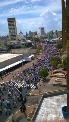 #30M #Maracaibo en movilización pacífica #360UCV