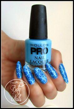 Betty Nails: Mollon Pro 189 Attitude