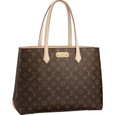 Louis Vuitton Outlet Monogram Canvas Wilshire MM M45644 $229.14 Just Take A Look!