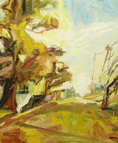 Robert Malherbe: Blackheath landscape :: Wynne Prize 2012 :: Art Gallery NSW