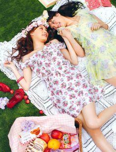 Aya Omasa & Cecil Kishimoto