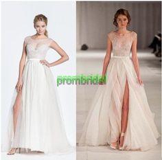 les robes de bal de manches courtes les longues par prombridal, $189.00