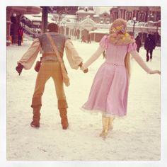 """fuckyeahstreetrat: """"Snow Day in Arendelle http://instagram.com/lilicassidy """""""
