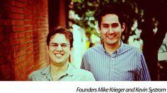共同創業者のケヴィン・シストロム(Kevin Systrom、28歳)とマイク・クリーガー(Mike Krieger、25歳)、たったふたりの若者が始めたInstagramがAppStoreにデビューしたのは2010年10月6日12:30 am(米西海岸時間)
