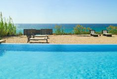 The Romanos, a Luxury Collection Resort, Costa Navarino - Master Infinity Villa - Infinity Pool
