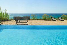 The Romanos, a Luxury Collection Resort, Costa Navarino - Master Infinity Villa - Infinity Pool Willow Branches, Rise Above, Virtual Tour, Costa, Photo Galleries, Villa, Public, Tours, Luxury