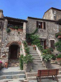 In giro per la Toscana: Capalbio