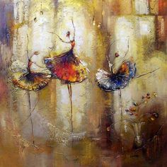 Erdem y las pinturas de Irena Gendelman! Ballet Painting, Ballet Art, Painting & Drawing, Ballet Dancers, Art Plastique, Love Art, Painting Inspiration, Amazing Art, Modern Art