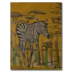 Wild Life Kenya African Safari Zebra #Wild #Life #Kenya #African #Safari #Zebra  #cards
