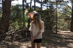 Dark Forest : BellJar LookBook 2013