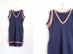 vintage Edwardian mens swimsuit // mens Edwardian by FoxAndSeagull, $325.00