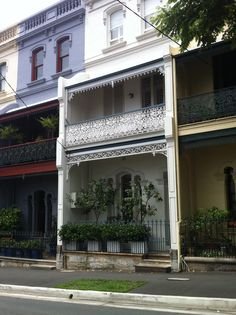 77 Best Terrace Houses Images Terraced House Town House - A-lovely-grey-house-in-paddington-sydney