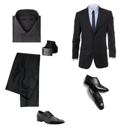 What men should wear for an interview with the Government of Canada.