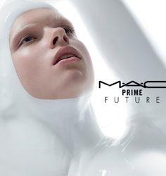 MAC - Prime future - Miles Aldridge - Advertising - Miles Aldridge - 2b Management Miles Aldridge, Mac Foundation, Strobe Cream, Fashion Photo, Mac Cosmetics, Advertising, Eyeshadow, Lipstick, Skin Care
