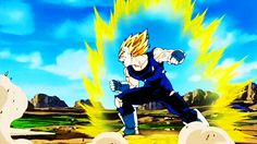 [Dragon Ball Z] Majin Vegeta & Goku