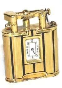 Dunhill Gold Watch Lighter 1926-27