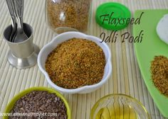 Flax seed is known as aali vedhai in Tamil. Flaxseeds are one item which is being sold in almost all organic shops and departmental stores. Vegetarian Food, Chutney, Seeds, Powder, Pudding, Organic, Desserts, Tailgate Desserts, Face Powder