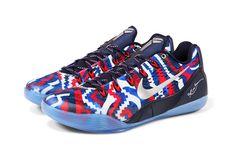 Zapatilla Nike Kobe IX EM, cómodas, bonitas y de calidad www.basketspirit.com/Zapatillas-Baloncesto/Zapatillas-Kobe