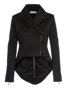 Buy Stylish Jacket with Side Front Zippers - Parlour Jacket