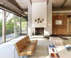 Raymond Kappe - the Strimling Residence built in Encino, California