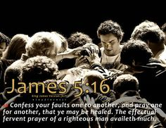 James 5:16 on imgfave