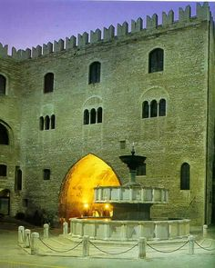 Fabriano, the heart of paper production in Italy and Europe, from the Middle Age, province of Ancona , Marche region Italy