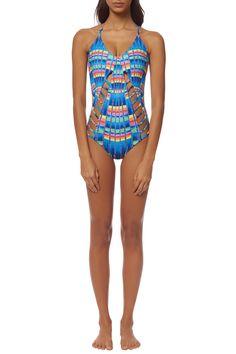 Lattice Swimsuit