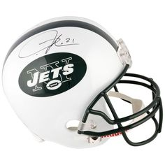 LaDainian Tomlinson New York Jets Fanatics Authentic Autographed Replica Helmet