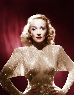 Marlene Dietrich. We hailed the same taxi after a performance at the Aldwych Theatre in London in 1968. It was raining. I let her have the cab.