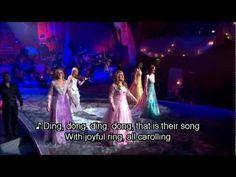 ▶ Celtic Woman - Carol Of The Bells (w/ lyrics) - YouTube