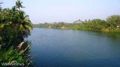 The Beautiful Muvattupuzha River