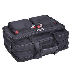 Högkvalitativa män Messenger Oxford Väskor Minimalism Tote Väska Mochilas  Para Laptop Business Skydda Datorväska 68399613cfd8c