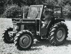 Massey-Ferguson 168 Hankkijan arkistosta #tractor #traktorit #Massey-Ferguson