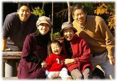 Familia japonesa
