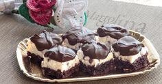Cheesecake+velocissima+con+wafer,+ricotta+e+Nutella