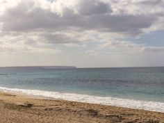Playa de Palma de Mallorca en Primavera