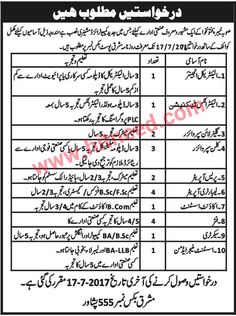 Electrical Engineer, Electronics Technician, Glaze Line Supervisor & Other Jobs, Jul 2017 Last Date: 17-07-2017   #Account Assistant Jobs #Assistant Manager Admin Jobs #Electrical Engineer Jobs #Electronics Technician Jobs #Engineering jobs #Fitter Jobs #Glaze line Supervisor J