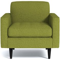 Apt2B Monroe Green Apple Chair (17777780 BYR) ❤ liked on Polyvore featuring home, furniture and chairs