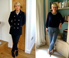 Lady Of The Month Midlife Chic Leather Pants Outfit