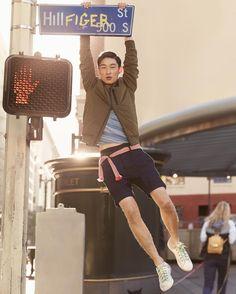 Sang Woo Kim for Tommy Hilfiger
