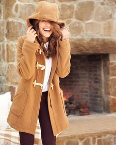Love this brown statement jacket. Runway Fashion, Womens Fashion, Fashion Trends, Teaching Outfits, Street Style Women, Street Styles, Winter Colors, Pandora Rings, Pandora Jewelry