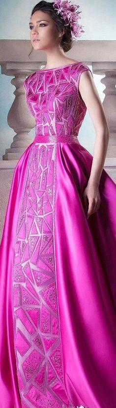 Hanna Touma couture 2015