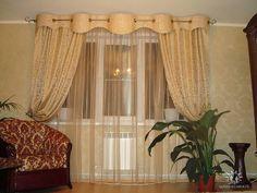 Grommet Curtains, Valances, Windows, Decorations, Design, Home Decor, Image, Nice, Modern Curtains
