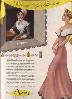 vintage avon ads | Beauty and Hygiene Ads of the 1940s http://jgoertzen.avonrepresentative.com/