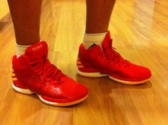My adidas Derick Rose // jan-14