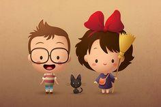 Kiki and Friends | Flickr – 相片分享!