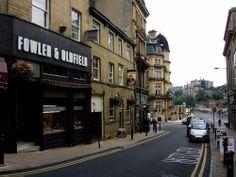 The Shoulder of Mutton. Central Bradford