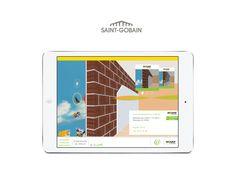 Application mobile sur mesure - ISOVER - Saint-Gobain